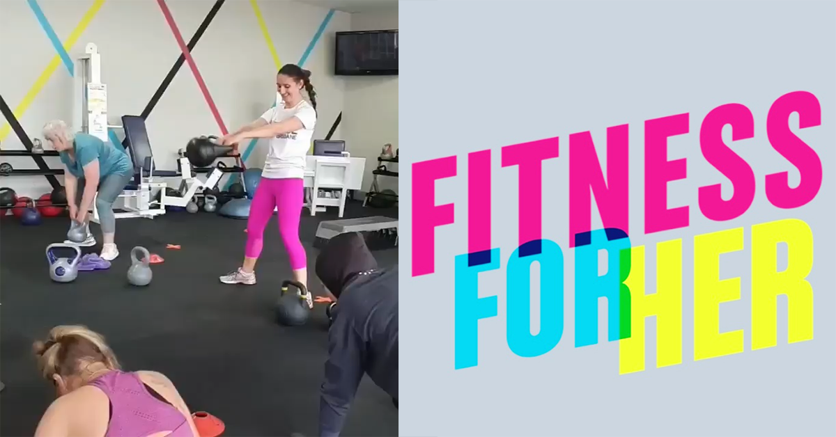 1 Month FREE* Membership at Fitness For Her – Fitness For Her