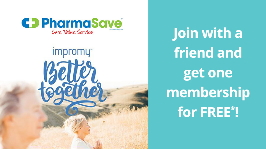 Join Impromy with a friend and get one membership for FREE!*