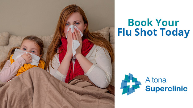 Book Your Flue Shot Today
