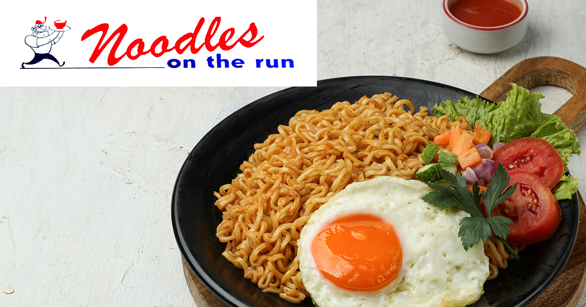 Fast and Fresh Noodles to You!